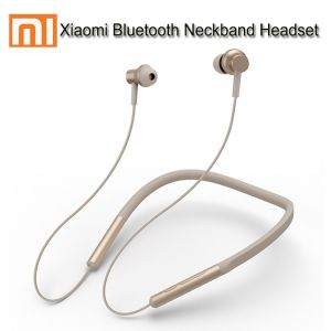Наушники Xiaomi Mi Bluetooth Neckband Headphones (серебряный/silver)